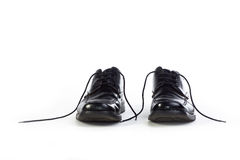 Polished Shoes Royalty Free Stock Photo