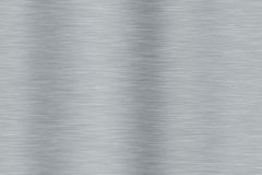 Polished Smoothened Metal Background Stock Photos