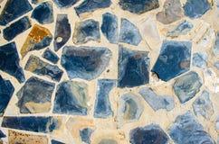 Polished stone background Stock Photography