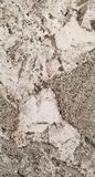Texture Series - Stone Slab Polished Granite. Polished stone used in making kitchen countertops with natural pattern usually granite or other stone material stock images