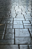 Background of the tiled floor Royalty Free Stock Photos