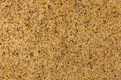 Polished yellow granite Royalty Free Stock Photography