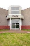 Polisstation Arkivfoto