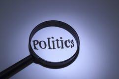 politica Fotografie Stock
