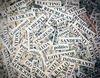Politica stock foto's