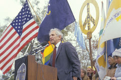 Political activist, Daniel Ellsberg Royalty Free Stock Photos