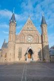 Binnenhof, political center the Netherlands Stock Photos