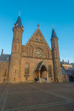 Binnenhof, political center the Netherlands Royalty Free Stock Images