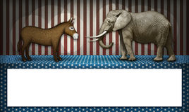 Political Debate Royalty Free Stock Images