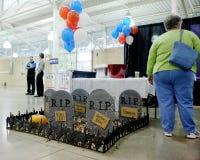 Political graveyard. Stock Photos