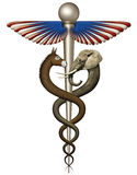 Political Medical Symbol Stock Photos