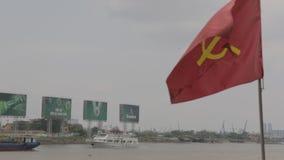 Political propaganda, Vietnam stock video