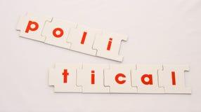 Political split. royalty free stock image
