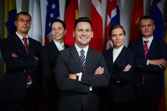 Political team Royalty Free Stock Images