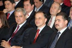 Politici rumeni Immagini Stock
