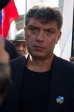 Politician Boris Nemtsov Royalty Free Stock Photo