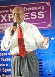 Politician Herman Cain Stock Image