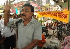 Politician of Kolkata Royalty Free Stock Images