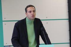 Politician Vladimir Milov Stock Photos