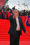 Politician Vladimir Zhirinovsky at Moscow Film Festival Royalty Free Stock Images