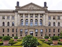 Politicians building (Bundesrat) Stock Photos
