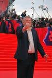 Politicien Vladimir Zhirinovsky au festival de film de Moscou Images libres de droits