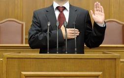 Politico Fotografia Stock