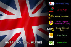 Politics - British Political Parties stock photos