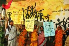 Politics of Kolkata Royalty Free Stock Photography