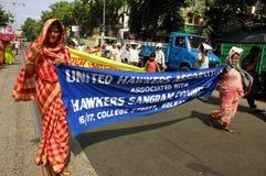 Politics of Kolkata-India Stock Images
