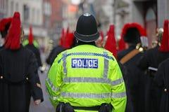 Politie Royalty-vrije Stock Fotografie