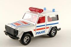 Politie 4x4 Royalty-vrije Stock Foto's