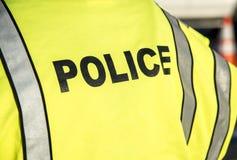 politie Stock Foto's