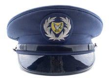 Politie Cyprus Stock Afbeeldingen
