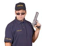 Politieagent Royalty-vrije Stock Afbeeldingen