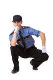 Politieagent Royalty-vrije Stock Afbeelding
