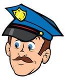 Politieagent Stock Afbeeldingen