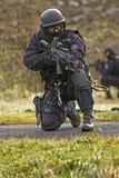 Politieagenten Royalty-vrije Stock Foto