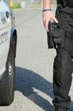 Politiehond Stock Afbeelding