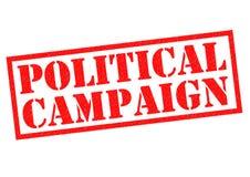 Politieke Campagne vector illustratie