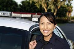 Politieman Stock Foto's