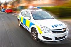 Politiewagen Royalty-vrije Stock Fotografie