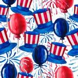 Politik der USA und der Präsidenten Day vektor abbildung