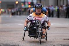 Politikar för Tammy Duckworth maratonidrottsman nen Fotografering för Bildbyråer