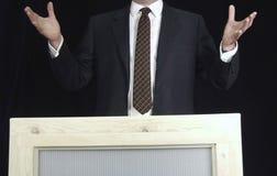 Politiker Lizenzfreie Stockfotografie