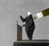 Politiker Rental lizenzfreies stockbild