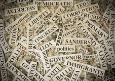 politisch stockfotografie