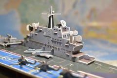 Politische Karte der militärischer Ausrüstung lizenzfreie stockbilder