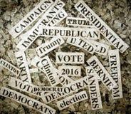politiskt Arkivbild