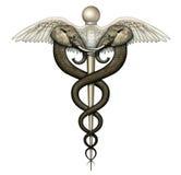 Politiskt republikanskt medicinskt symbol Arkivbild
